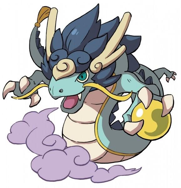 Azure Dragon (Seiryu)