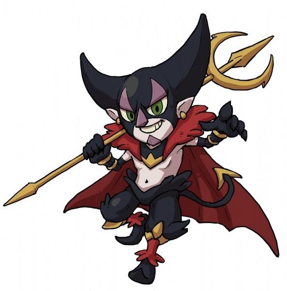 Count Cavity (Mushiba Hakushaku)
