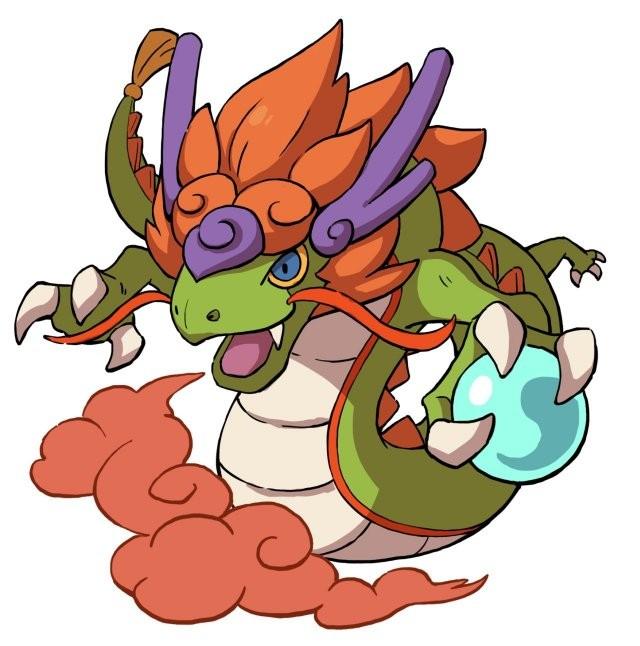 Dragon Lord (Ryujin)