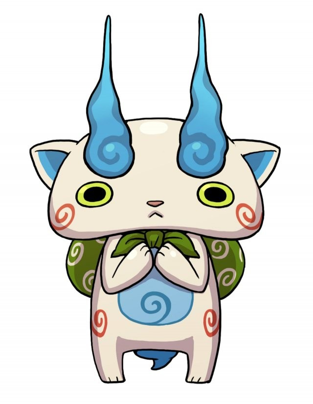 Medalha yo kai watch s1 komasan komasan tribo charmosos for Chambre yo kai watch