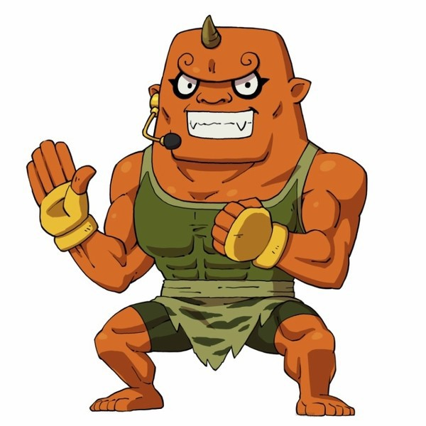 Sergeant Burly (Buri Taichou)
