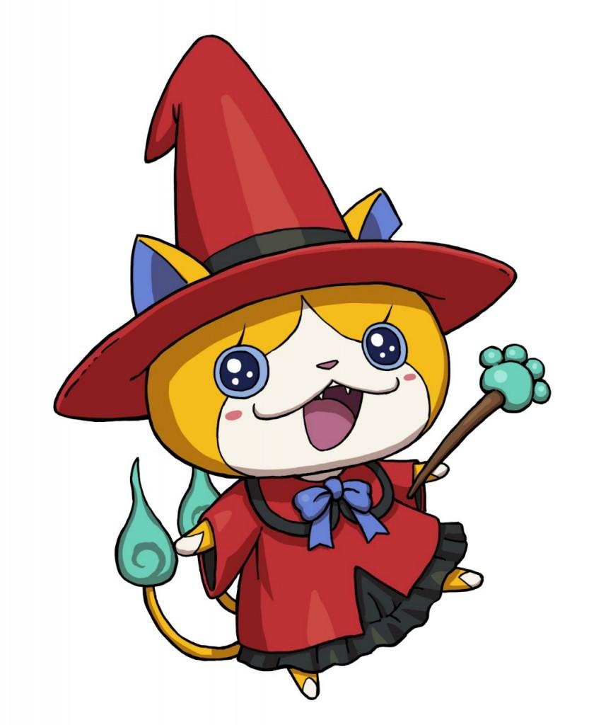 Yokai cat name related keywords yokai cat name long tail for Decoration yo kai watch