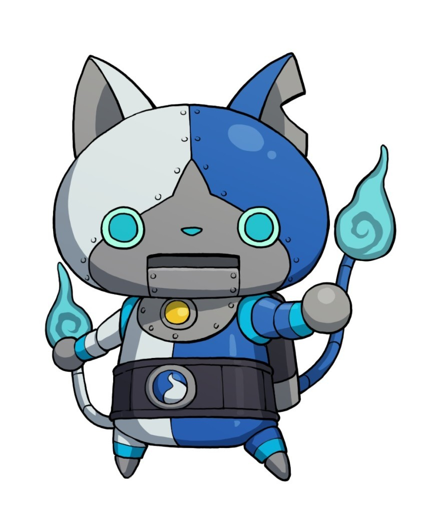Robonyan F-Type (Robonyan Efu-gata)