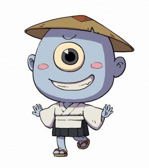 Hitotsume-kozo (Hitotsume-kozou)