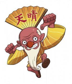 Papa Windbag (Jigajii-san)