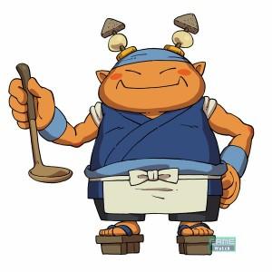 Master Oden (Odenjin)