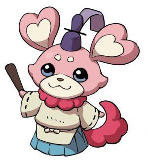 Pinkipoo (Zukyukyunta)
