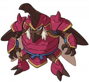 Rhinormous (Kabuto Muso)