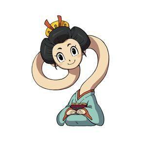 Lady Longnek (Rokurokubi)